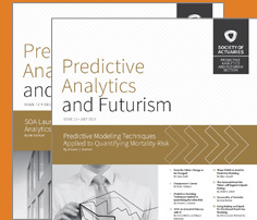 Predictive Analytics and Futurism Section Council Leaders