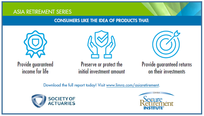Asia Consumer Retirement Product Preferences